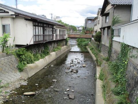 95神宮橋・矢出沢川3