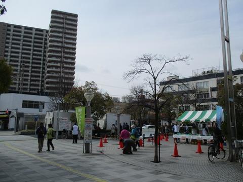 02-2平井駅北口駅前広場