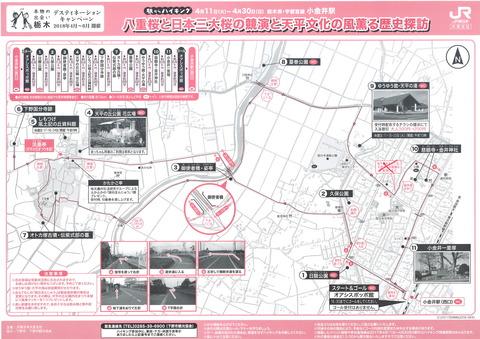 228コースマップ(小金井1704)