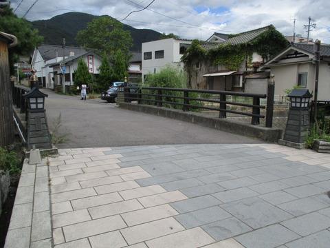 93神宮橋・矢出沢川1