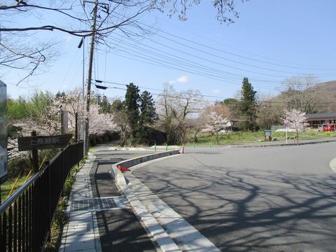 98南桜通り終点1