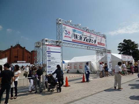 87横浜赤レンガ倉庫2