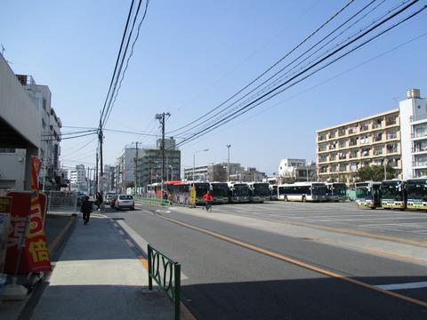 114京王バス中野車庫