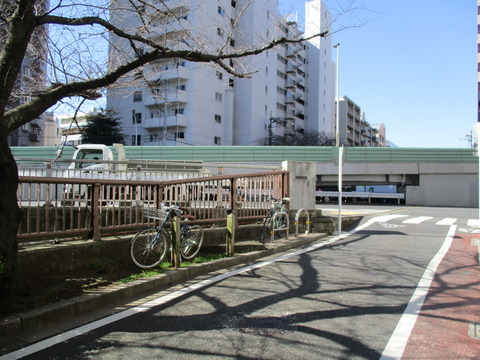 40目黒橋1