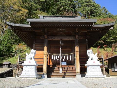 85川原畑諏訪神社11