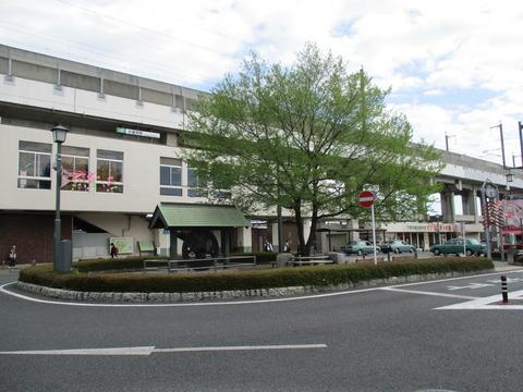 223小金井駅ゴール