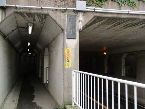 36東北自動車道・野牛トンネル2