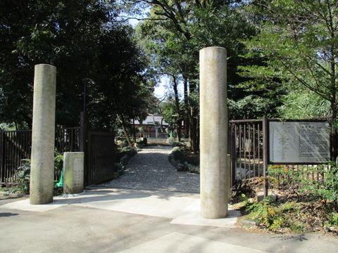 51氷川神社出口1