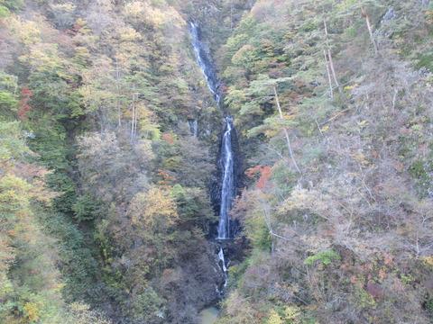21午後の不動の滝