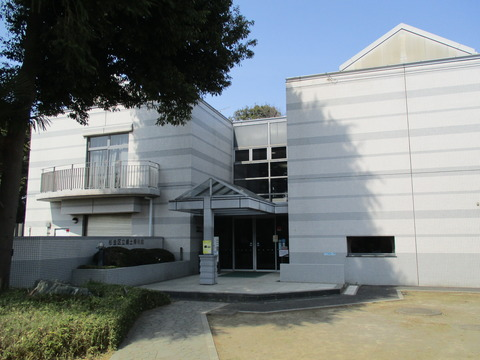 175杉並区立郷土博物館5