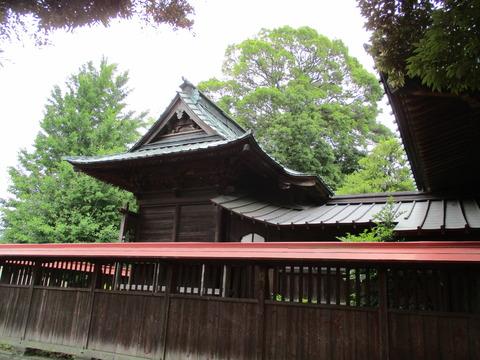 34菖蒲神社本殿