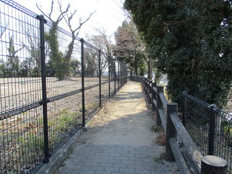 103下の川緑地せせらぎ遊歩道公園3