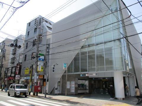 113中野新橋駅