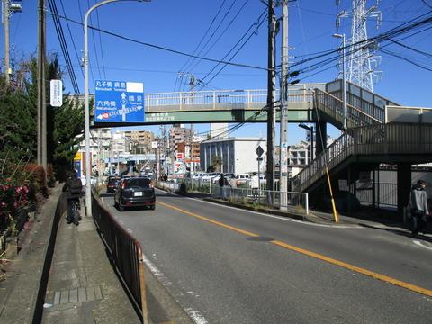 96綱島街道
