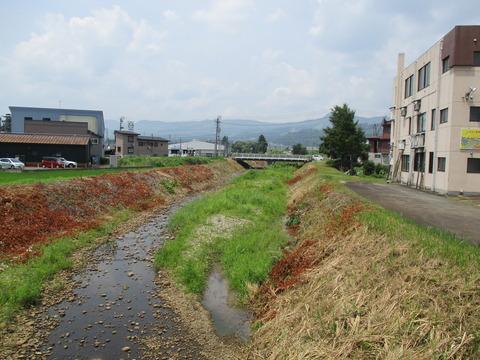92鎌倉沢川・仲田橋2