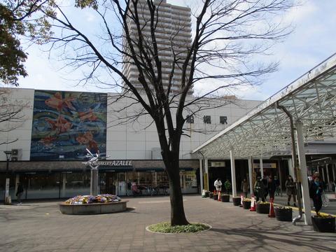 26船堀駅