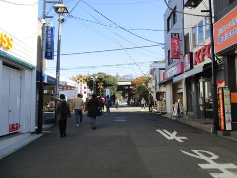 77妙蓮寺駅1