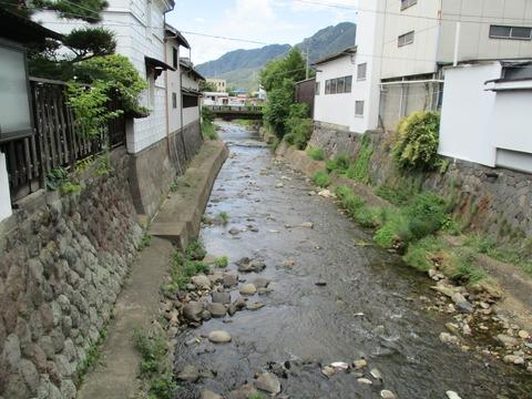 94神宮橋・矢出沢川2