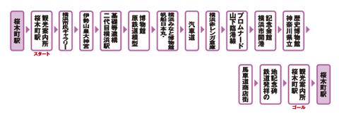 01コース(桜木町)