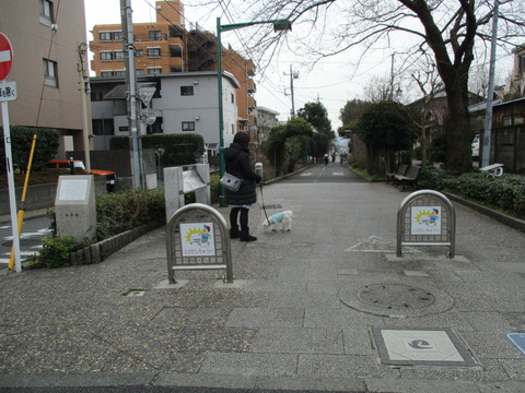 90再び緑道1