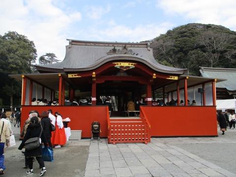 133鶴岡八幡宮5