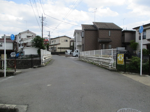 215鳥井戸橋・霞川1