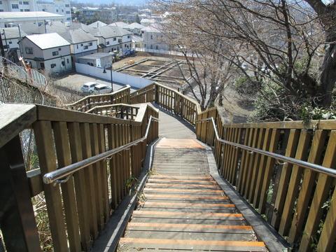 106下の川緑地せせらぎ遊歩道公園6