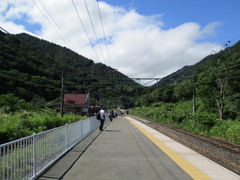 205-2土合駅ホーム