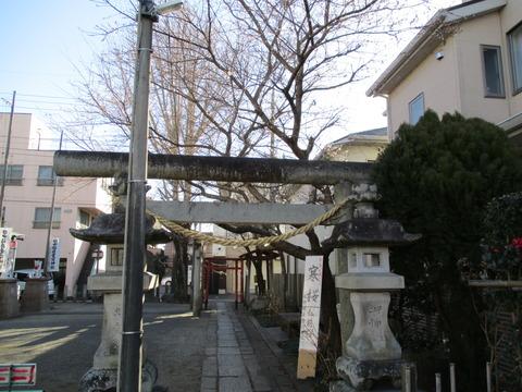 06田中稲荷愛宕神社2
