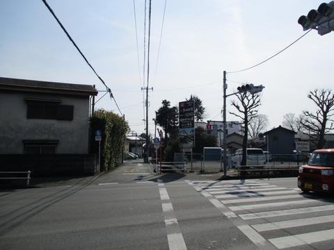 181睦橋通り交差点