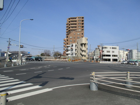 226武蔵野橋南交差点