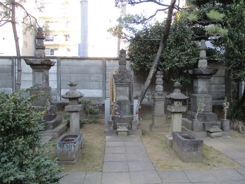 44内藤正勝の墓2