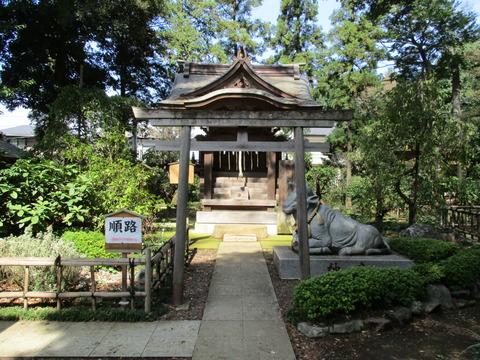 183白岡天満神社1