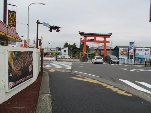 87再び鳥井戸橋