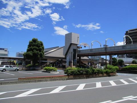 59桶川駅ゴール