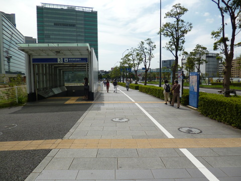 44新高島駅
