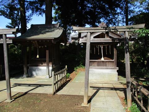 190三峯神社・日枝神社1