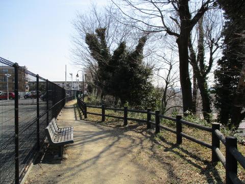105下の川緑地せせらぎ遊歩道公園5