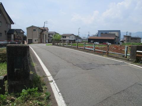 91鎌倉沢川・仲田橋1