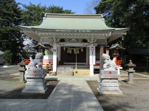 175拝殿1