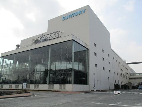 146サントリー武蔵野ビール工場