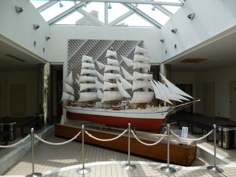 62帆船模型2
