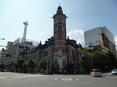 121横浜市開港記念会館2