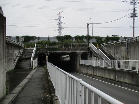 35東北自動車道・野牛トンネル1
