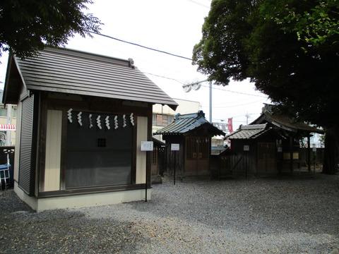 15菖蒲神社境内社