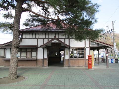 176再度長瀞駅