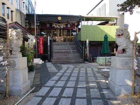 112菊名神社2