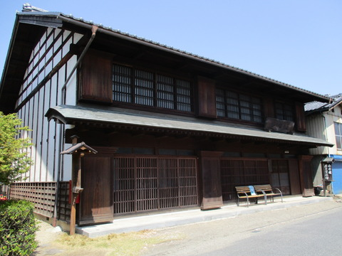 56白井宿歴史資料館