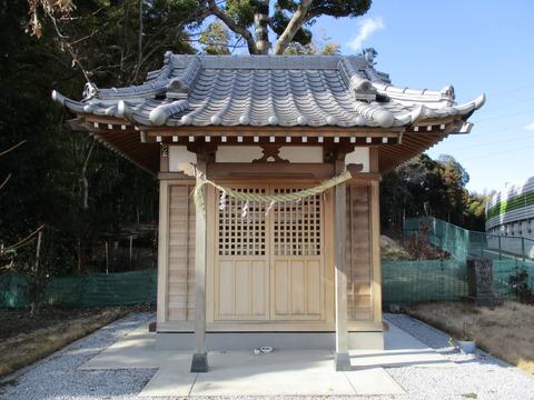 103天神道の道しるべ2