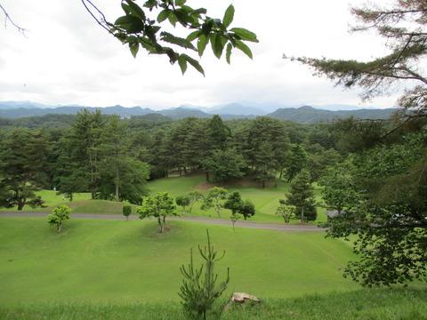 181霞丘陵ハイキングコース3